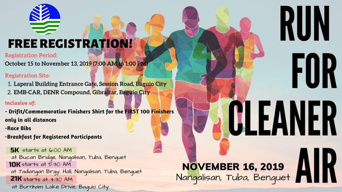 2019 Run For Cleaner Air