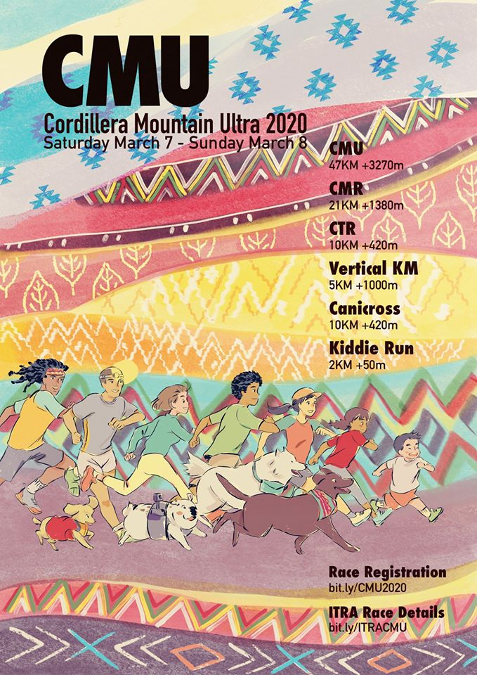 2020 Cordillera Mountain Ultra 2020